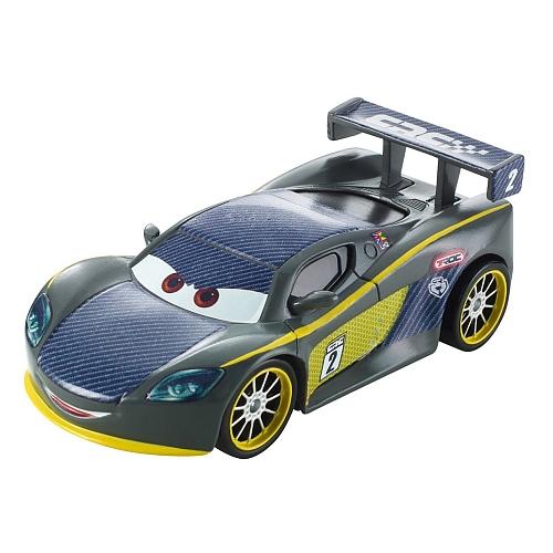 Disney cars - die-cast carbon voertuig