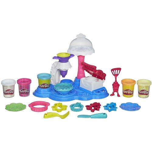 Play-doh - keuken party