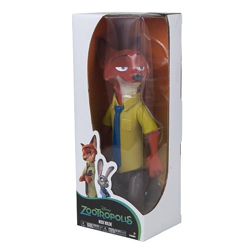 Disney zootropolis - grote figuren: nick