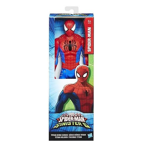 Spider-man - titan hero figuur