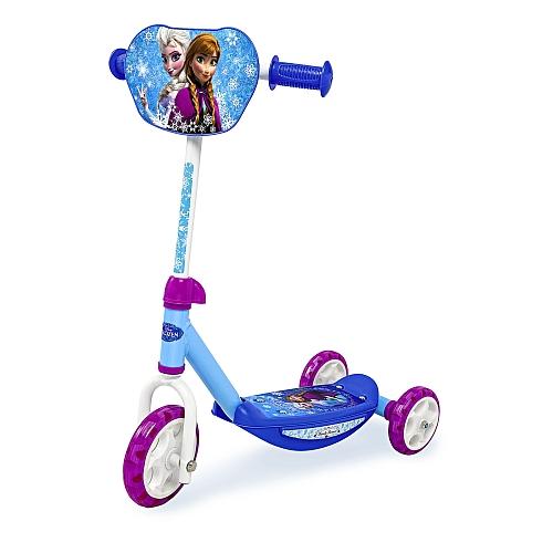 Disney frozen - step met drie wielen