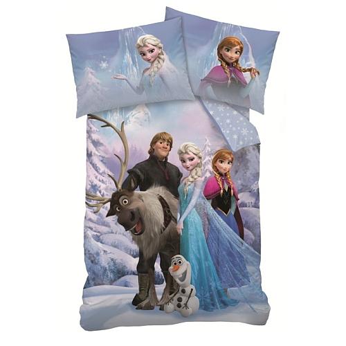 Disney frozen - beddengoed (135x200 / 80x80)