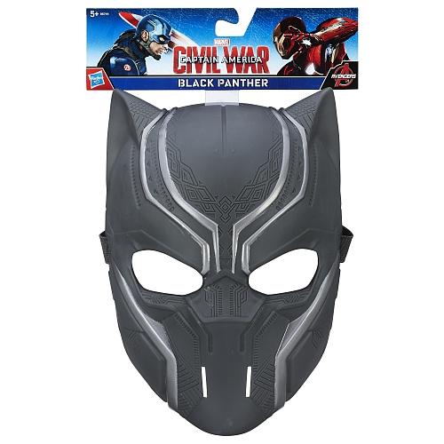 The avengers - black panther masker