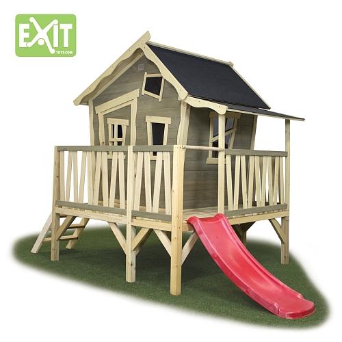 Exit - speelhuis crooky 350