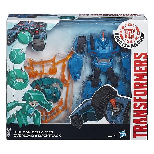 Transformers - rid minicons deployers