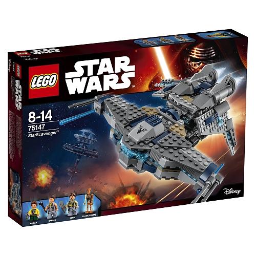 Lego star wars - 75147 starscavenger