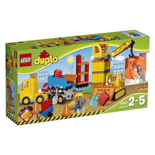 Lego duplo - 10813 grote bouwplaats