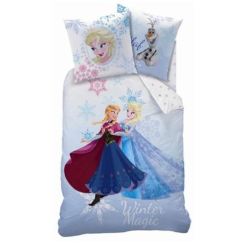 Disney frozen - winter beddengoed (135x200 / 80x80)