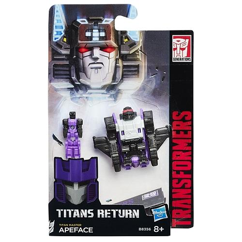 Transformers - titans return titan masters