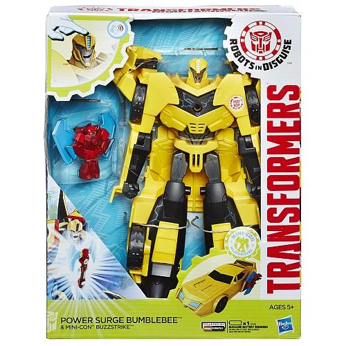 Transformers - rid power heroes
