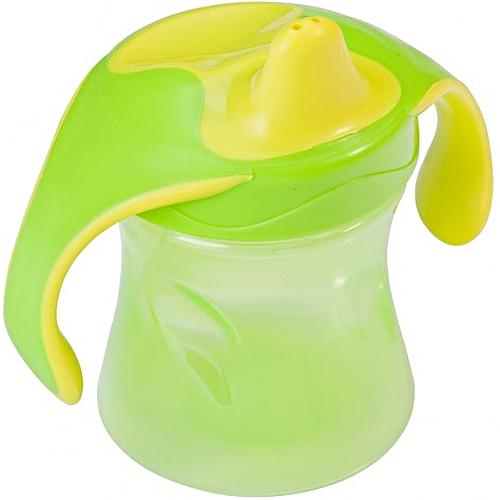 Baby-nova - beker om te leren drinken met beschermdop