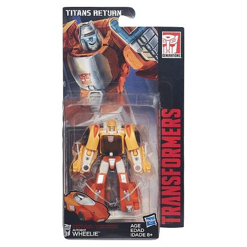 Transformers - titans return legends