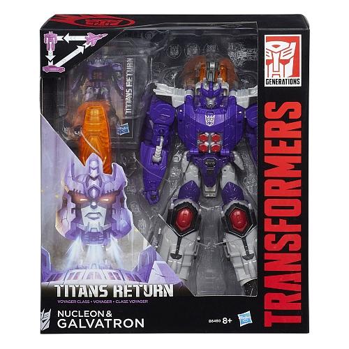 Transformers - titans return voyager