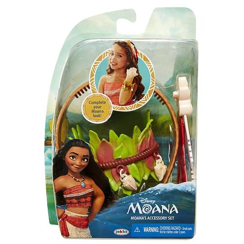 Disney moana - accessoireset