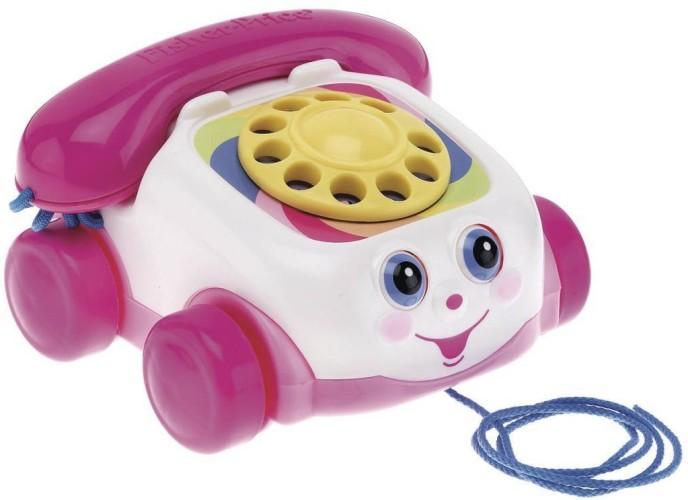 Fisher Price Telefoon roze