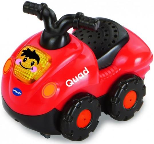 Vtech Toet Toet auto Quinten quad