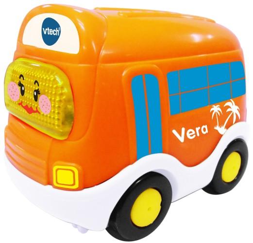Vtech Toet Toet auto Vera vakantiebus