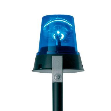 BERG Kap voor Zwaailicht - blauw